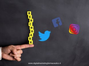 benchmarking italiano dei social media per la salute