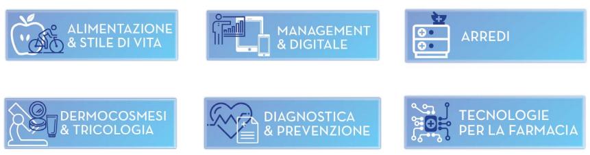 Innovation & research awards di cosmofarma per media for health
