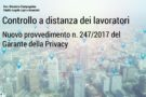 Controllo dei lavoratori tramite sistemi di rilevamento GPS - media for health - digital marketing farmaceutico