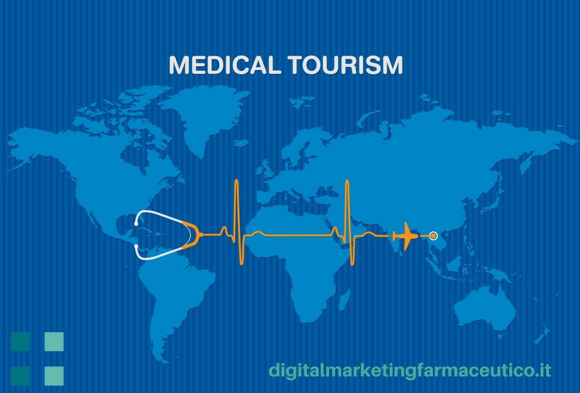 Turismo sanitario digital marketing farmaceutico