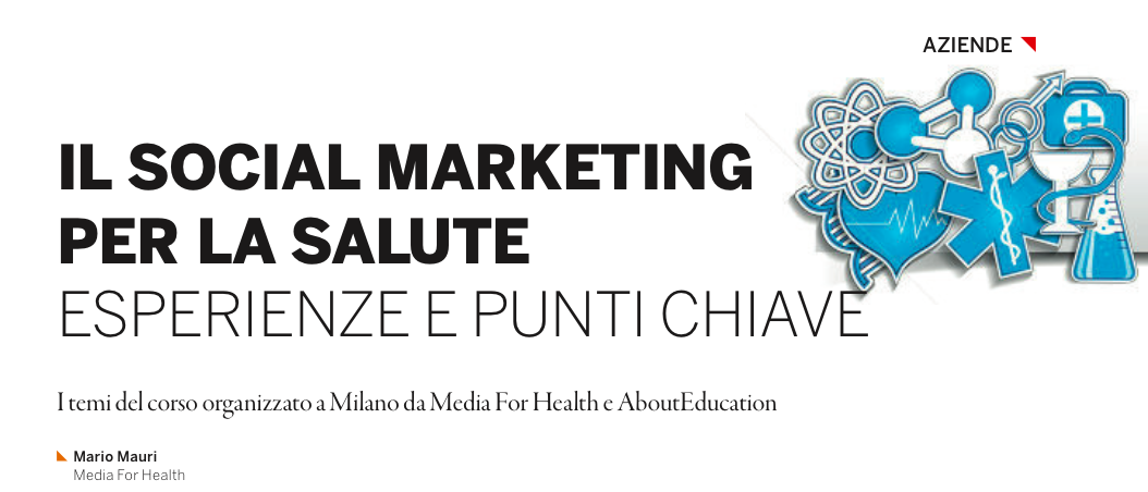 Social Marketing per la salute