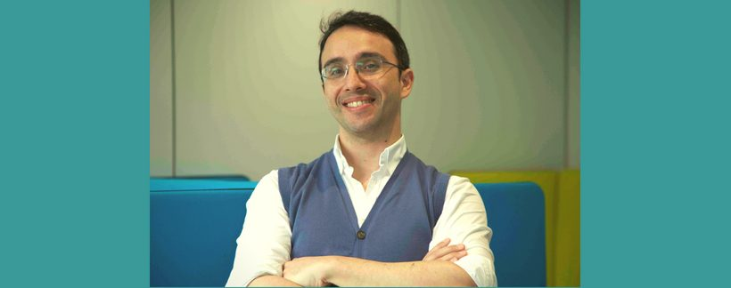 Domenico Mancini ideatore degli AboutPharma Digital Awards