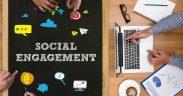 social engagement media for health