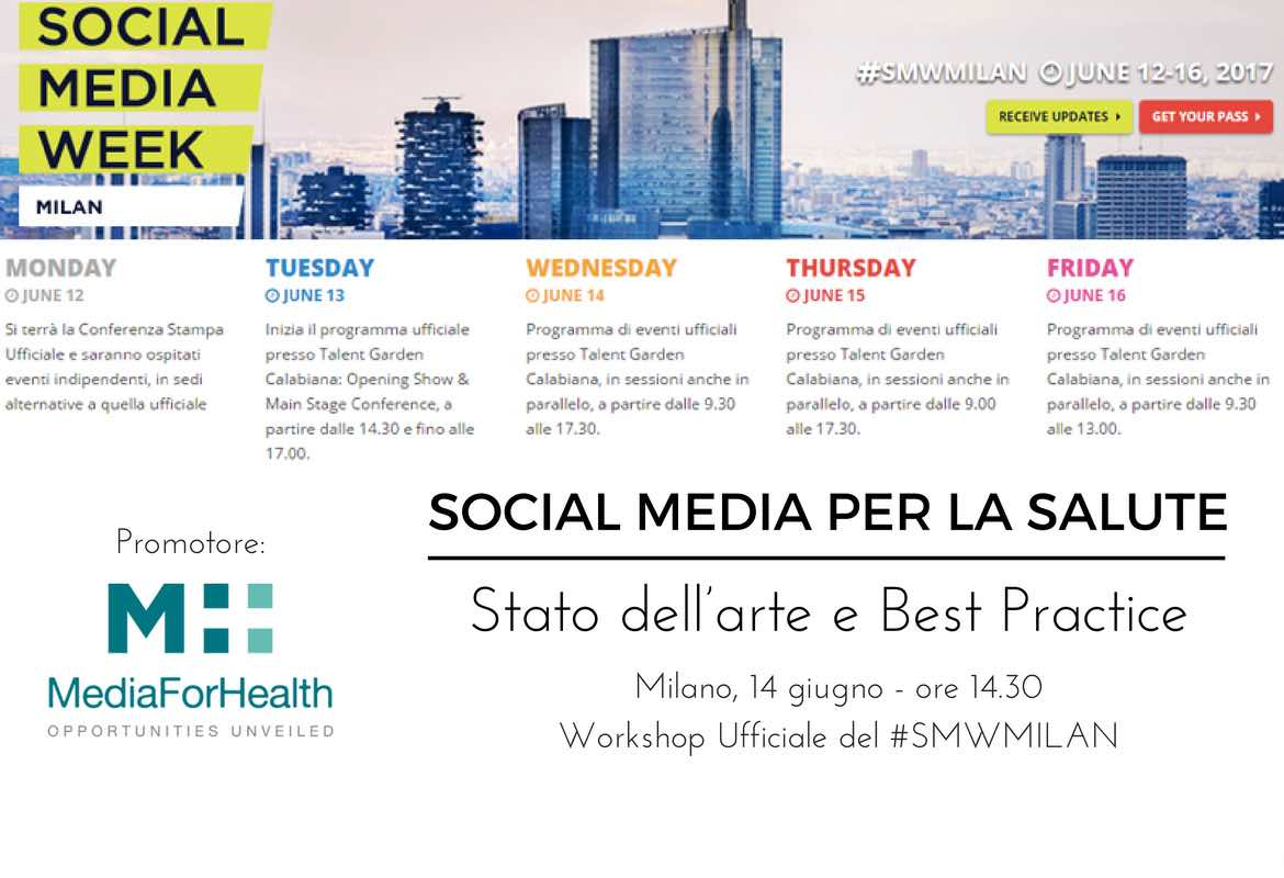 Social Media per la Salute - Digital marketing farmaceutico