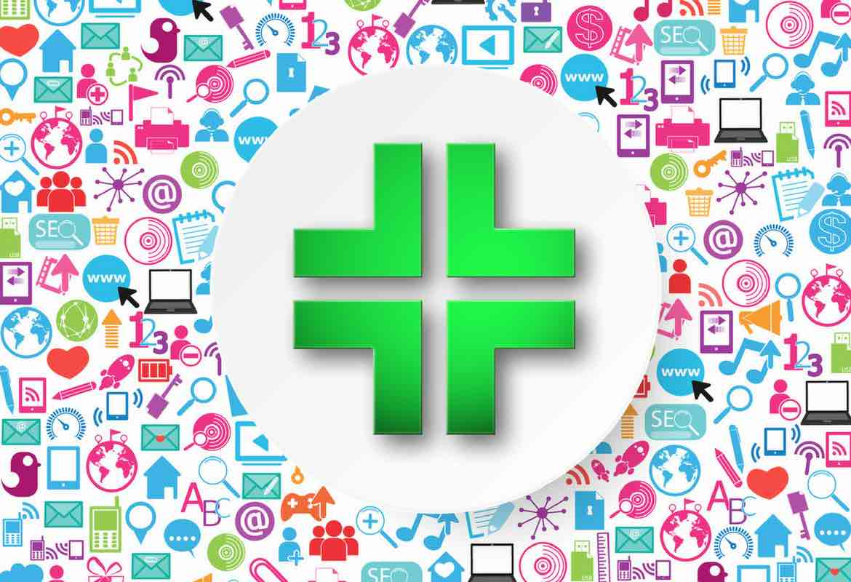 Federsalus per media for health digital pharma