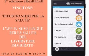 ehealth4all infostranieri per la salute per media for health