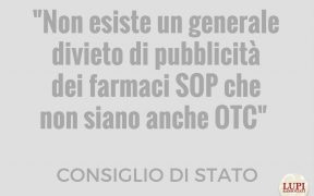 pubblicità dei farmaci SOP per media for health