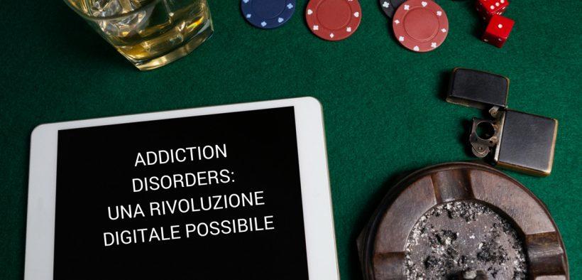 ADDICTION DISORDERS roberto mollica per media for health