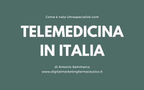 TELEMEDICINA IN ITALIA media for health