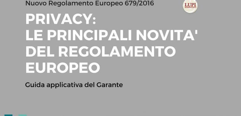 Regolamento Europeo sulla privacy digital marketing farmaceutico