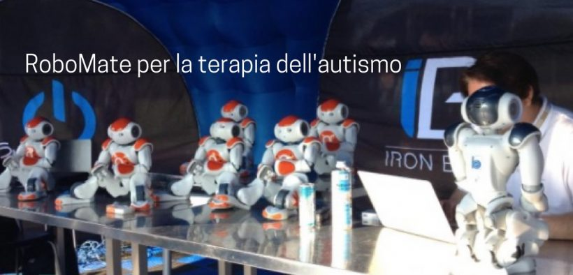 RoboMate autismo digital marketing farmaceutico