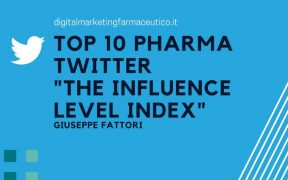 top 10 pharma twitter digital marketing farmaceutico