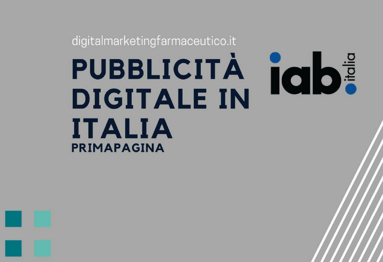 Pubblicità digitale digital marketing farmaceutico