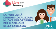sell-out della farmacia I love my pharmacy facebook farmacia
