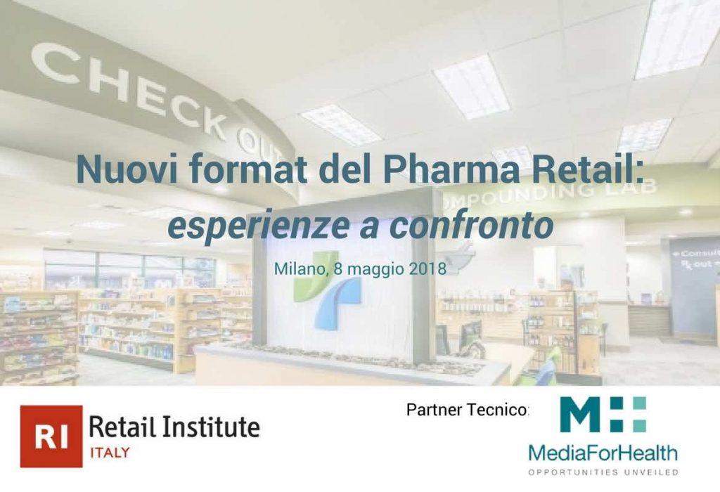 pharma retail nuovi format media for health