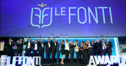 BD Italia Le fonti awards 2018