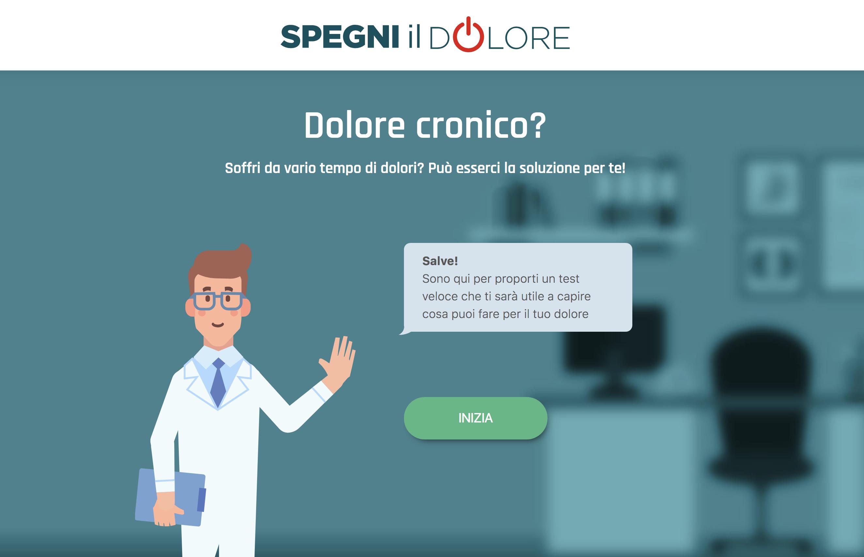 Dolore Cronico Medtronic Policlinico gemelli media for health