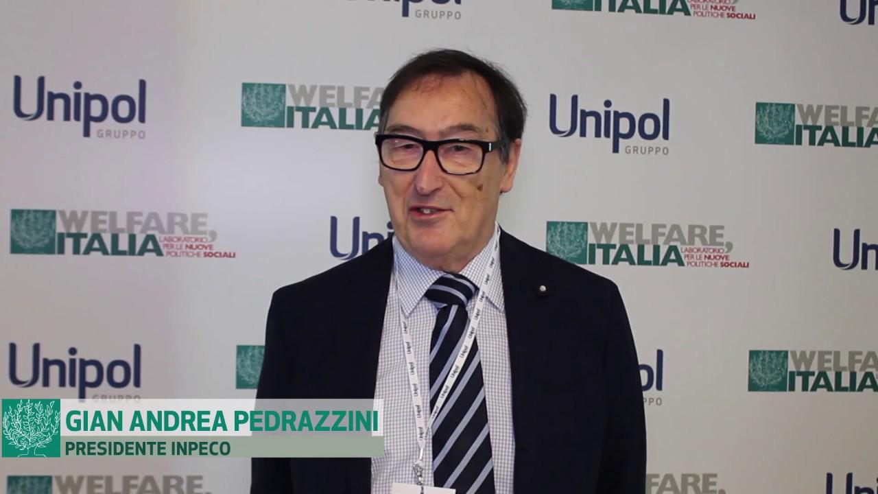 Gian Andrea Pedrazzini PRESIDENTE INPECO