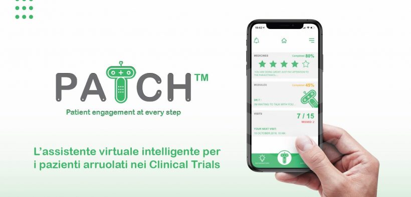 Clinical Trials Patch Media For health