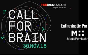 Tedmedlive 2018 Media For Health enthusiastic partner