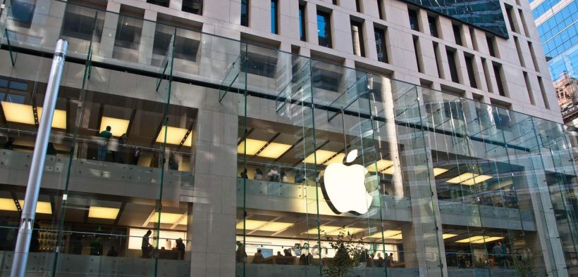 Apple salute per media for health