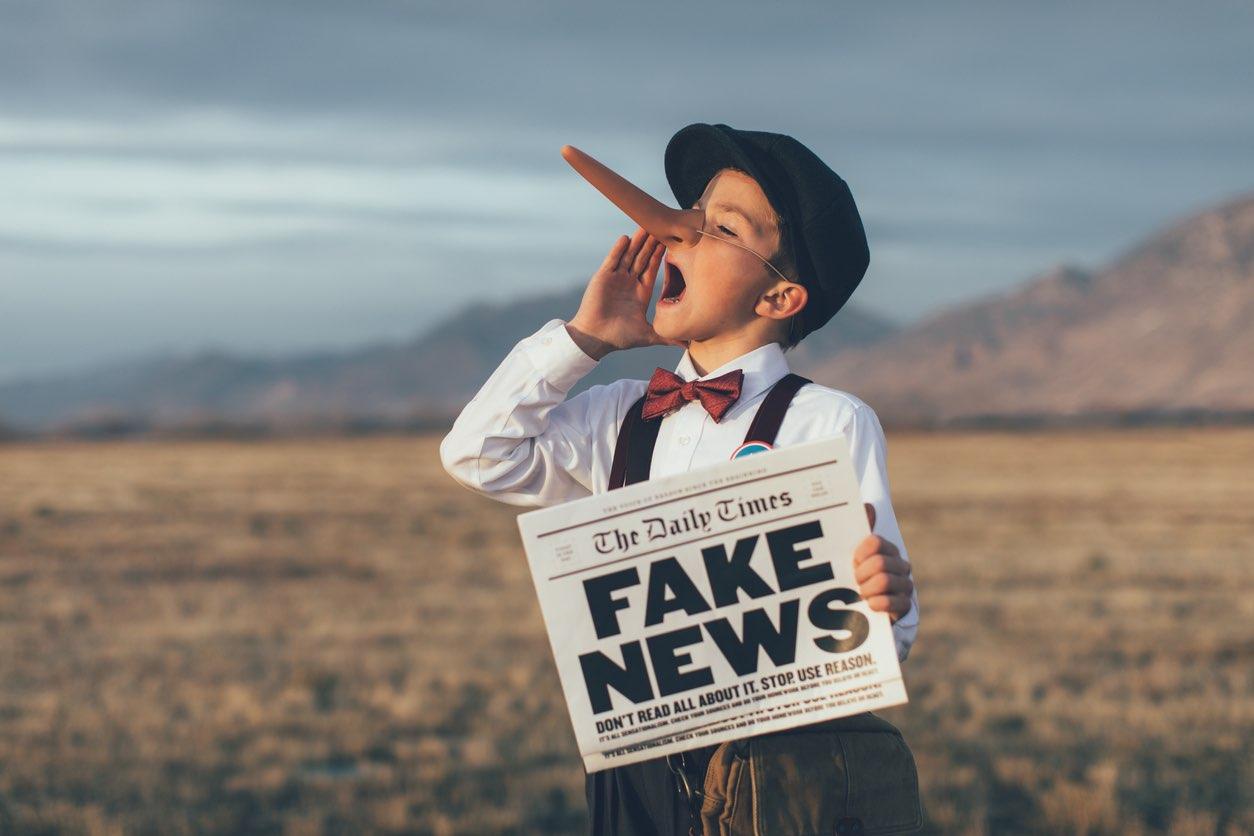 fake news media for health