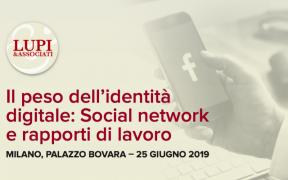 Social network e rapporti di lavoro - Lupi