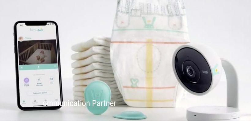 Google e Pampers presenta Lumi_ ecco il pannolino smart