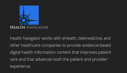 About Health Navigator