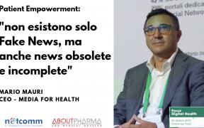 mario mauri patient empowerment fake news