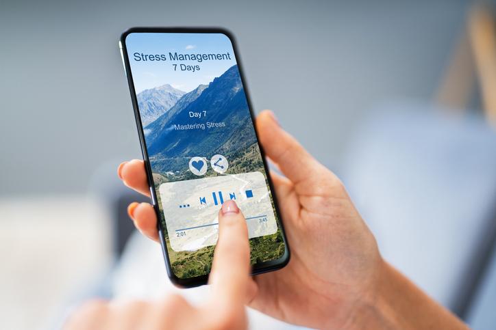 App per ridurre ansia e stress