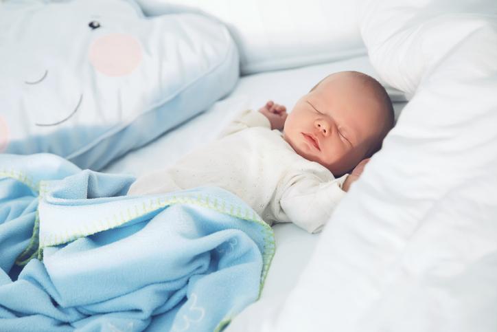 La culla che fa addormentare i neonati