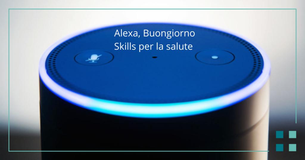 Alexa per la salute
